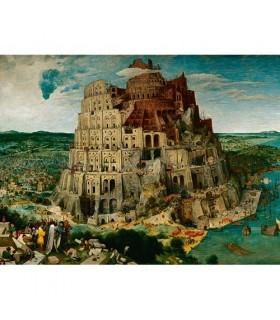 Bruegel The Elder - Turnul Babel