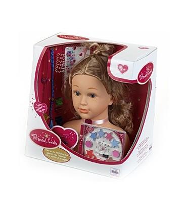 Bust Princess Coralie pentru machiat si coafat