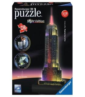 Empire State Building - Lumineaza Noaptea