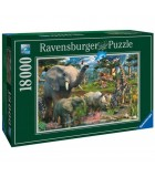 Puzzle 1000 - 32 000 piese