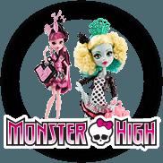 Papusi Monster High