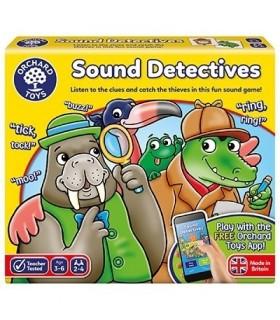 Sunetul Detectivilor