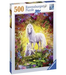 Unicorn Si Manz, 500 Piese
