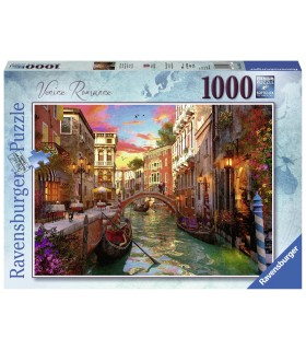 Venetia Romantica,1000 Piese