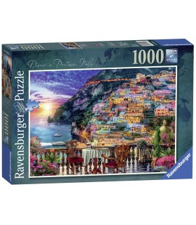 Cina In Positano, 1000 Piese