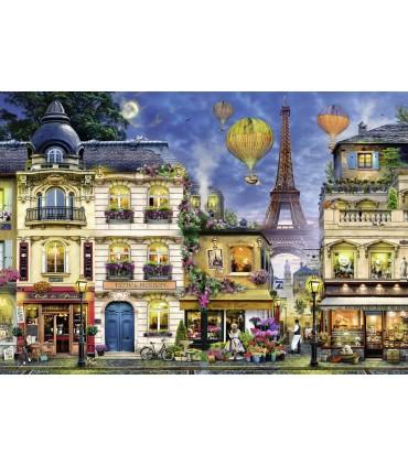 Plimbare Prin Paris, 18000 Piese