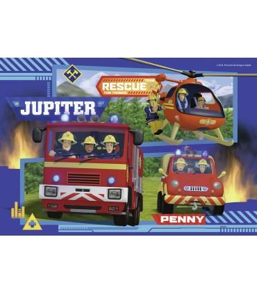 Echipa Pompier Sam, 2 x 24 Piese