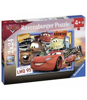 Cars, 2 x 24 Piese