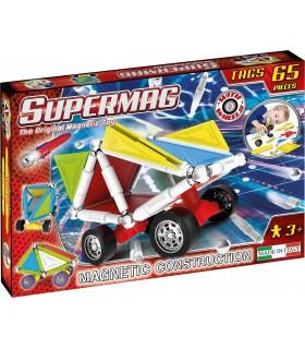 Supermag Tags Wheels, 65 Piese