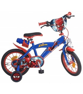 Bicicleta 14 inch, Spiderman