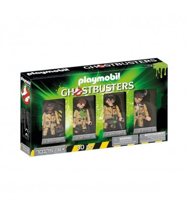 Set Figurine Ghostbusters