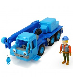 Camion Bob Constructorul Action Team Lofty Cu 1 Figurina Wendy
