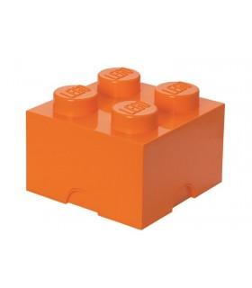 Cutie Depozitare LEGO 2x2 Portocaliu (40031760)