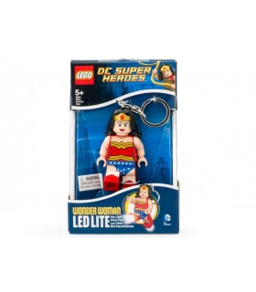 Breloc Cu Lanterna LEGO Wonder Woman