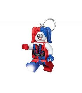 Breloc Cu Lanterna LEGO Harley Quinn