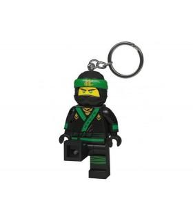 Breloc Cu Lanterna LEGO Ninjago Lloyd (Lgl-Ke108L)