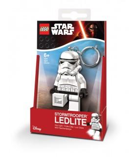 Breloc Cu Lanterna LEGO Stormtrooper