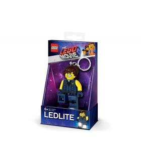 Breloc Cu Lanterna LEGO Movie 2 Captain Rex
