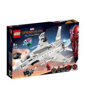 Avionul Stark si Atacul Dronelor
