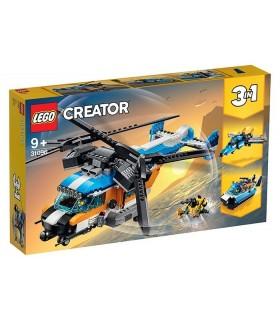 Elicopter Cu Rotor Dublu