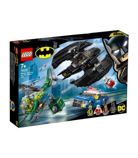 Batman Batwing Si Furtul Lui Riddler