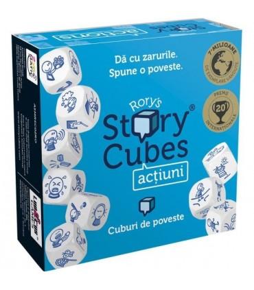 Story Cubes, Actiune
