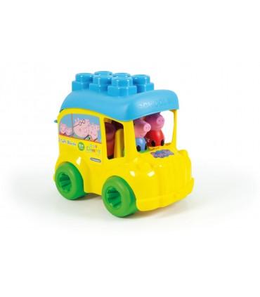 Autobuz Peppa Cu Cuburi