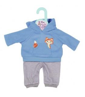 Set Bluza Bleu & Pantaloni
