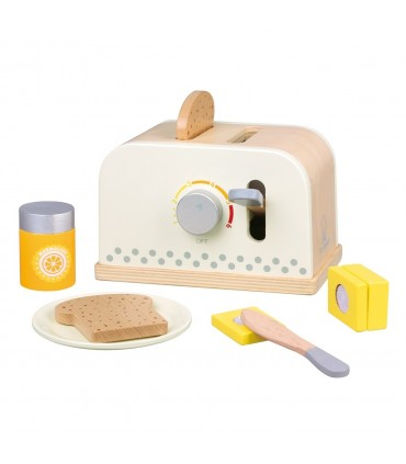 Set Toaster (Alb)