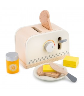 Set Toaster (Alb)