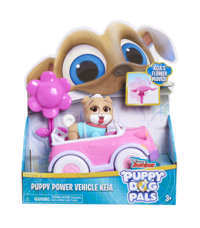 Puppy Power Vehicles - Keia