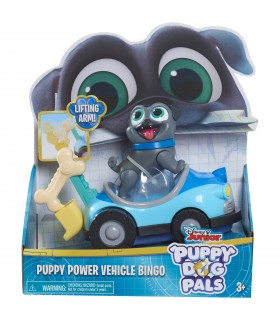 Puppy Power Vehicles - Bingo
