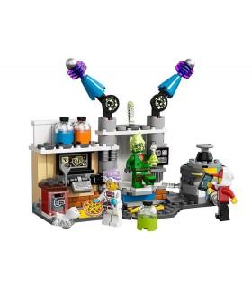 Laboratorul Cu Fantome Al Lui J.B.