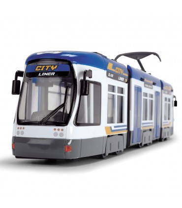 Tramvai City Liner Albastru