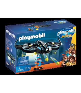 Robotitron Cu Drona