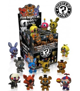 Mystery Mini: Fnaf S1 (Asortate)