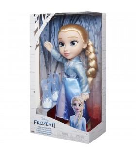 Elsa Cu Rochie De Calatorie