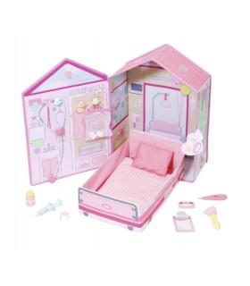 Baby Annabell - Spital Mobil Pentru Papusi
