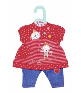 Dolly Moda - Rochita Si Pantaloni 36 Cm