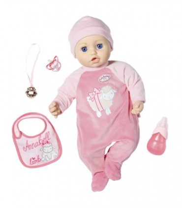 Baby Annabell Interactiva, 43 Cm