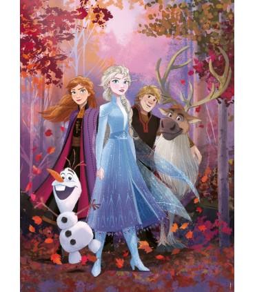 Frozen 2, 150 Piese XXL