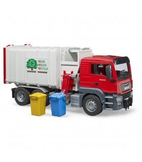Camion de Gunoi MAN TGS cu Incarcare Laterala
