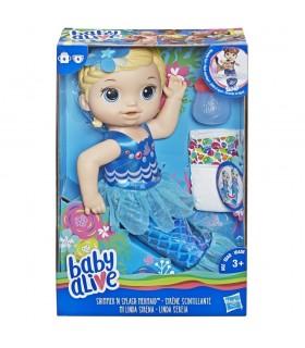 Baby Alive, Pregatita Pentru Balaceala