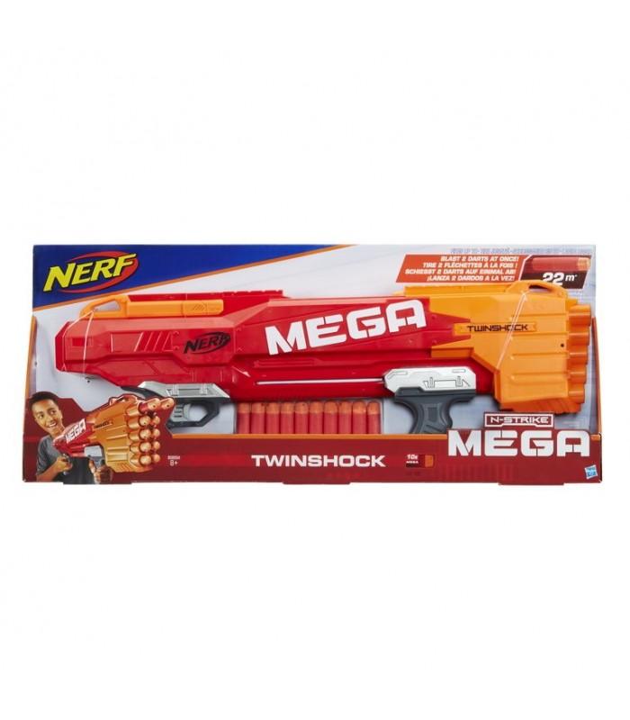 Blaster Mega Twinshock