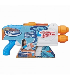 Nerf Super Soaker Cu Apa Barracuda