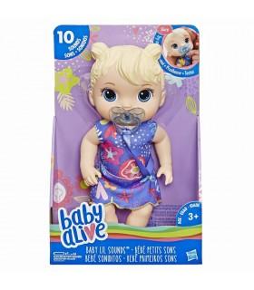Baby Alive Lil Blonda Cu Sunete