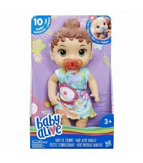 Baby Lil Bruneta Cu Sunete