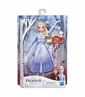 Singing Elsa Cu Lumini Si Sunete