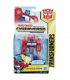 Cyberverse Warrior Optimus Prime