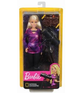 Barbie Astrolog Cu Telescop
